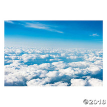 Sky Backdrop Banner - $24.99