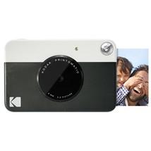 Kodak PRINTOMATIC Digital Instant Print Camera (Black), Full Color Prints On ZIN - $91.99