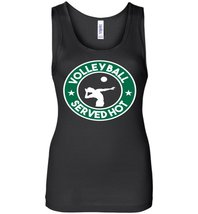 Volleyball Served Hot Tank Top - $21.99+