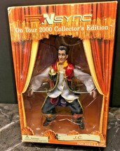 N SYNC doll JC Chasez in box 2000 boy band No Strings Attached  Lot of 5 - $49.45