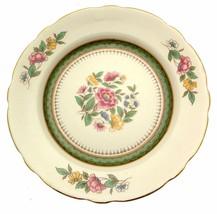 c1950 Royal Cauldon Ludlow 10.75 Inch Plate - $36.16