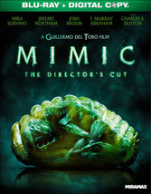 Mimic DVD/Blu Ray W/Digital Copy (Ws/Eng/Eng Sdh/5.1 Dts)