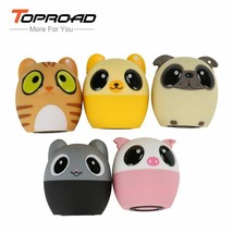 TOPROAD® Mini Animal Bluetooth Speaker Portable Cartoon Outdoor Music Pl... - $16.05+
