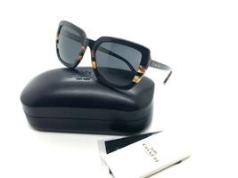 Coach HC8217 HC/8217 544387 Blk/Tortoise Glitter Varsity Stripe Sunglass... - $82.42
