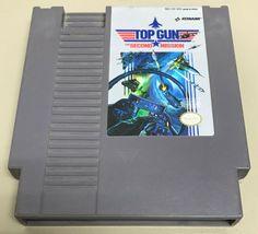 Blades of Steel, Top Gun, Double Dribble 3 NES Konami Game Lot Nintendo image 5