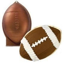 Wilton First and Ten Football Cake Pan, Take Your Next Game Night to the... - £5.79 GBP