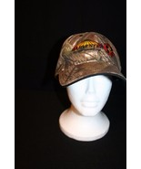 Cap America Harvester Muzzleloading Camouflage adjustable HUNTING FISHIN... - $49.95