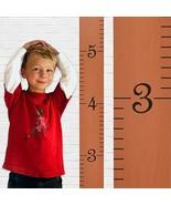 Growth Chart Art | Growth Ruler Wood Height Ruler for Kids [Boys + Girls... - $54.53