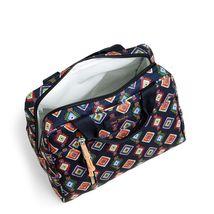 Vera Bradley Water-Repellent Lighten Up Lunch Cooler Bag, Mini Medallions image 2