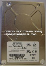 "Hitachi DK223A-81 810MB 2.5"" 12MM IDE Drive Tested Free USA Ship 10% off 2+ - $29.95"