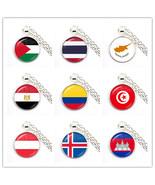 Palestine,Thailand,Cyprus,Egypt,Colombia,Tunisia,Austria,Iceland,Cambodi... - $9.33