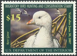 RW73, $15.00 Duck Stamp VF OG NH - LOW PRICE! - Stuart Katz - $20.00