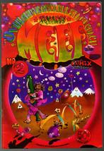 MEEF 2, Fred Schrier, Dave Sheridan, Print Mint 1973 Classic Underground... - $18.95