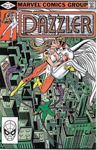 Dazzler Comic Book #17, Marvel 1982 New Unread Near Mint - $4.50