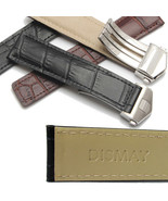 Dismay Alligator Embossed Leather Watch Band Strap Made For Tag Heuer 19... - $39.99