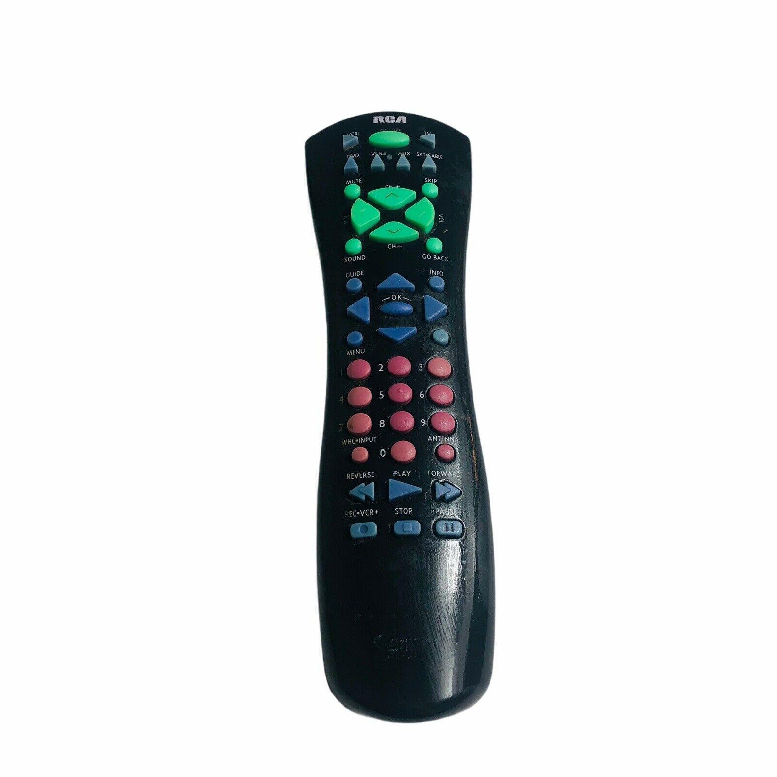 RCA CRK76TE1 Factory Original TV Remote F3666S, F3245, F32450, RP9978, P46924 - $11.29