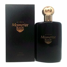 AVON Mesmerize Black for Him Eau de Toilette 100ml - 3.4oz - $16.56
