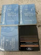 2010 FORD EXPEDITION & LINCOLN NAVIGATOR Repair Service Shop Manual Set... - $143.50