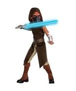 NEW Star Wars Plo Koon Clone War Costume Dress Up Pretend 4-6 Carnival H... - $9.99