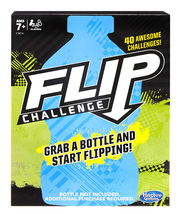 Flip Challenge Game Grab A Bottle 40 Flipping Games C3816 Sealed SAME-DAY Ship - $8.92