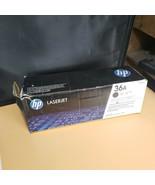 HP 36A LaserJet Toner Cartridge - Black (CB436A) - $28.61