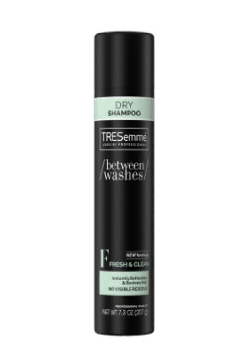 Primary image for TRESemmé Dry Shampoo Between Washes FRESH & CLEAN No Visible Residue 4.3 OZ