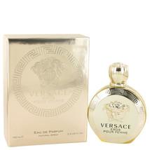 Versace Eros 3.4 Oz Eau De Parfum Spray image 3