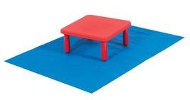 Children's Factory Rectangular Mess and Play Splash Mat - 50 x 72 - $26.51