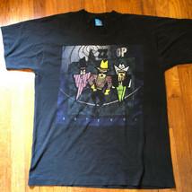 ZZ Top Vintage Antenna Concert Tour T Shirt Rock Band 80s 90s Metal Rock... - £36.34 GBP