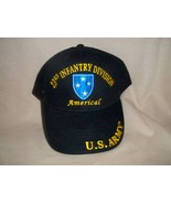 23rd Infantry Division Americal Army Ballcap - $18.99