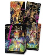 Starman Tarot deck & book by Davide De Angelis - $39.99