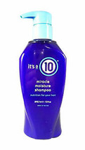 it's a 10 Miracle Moisture Shampoo, 10 oz (2 Pack) - $18.20