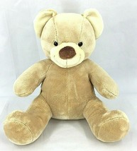 "Build a Bear Teddy Bear Beige Tan Plush Extra Soft Stuffed Animal 12"" Si... - $11.63"