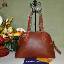 Dooney & Bourke Domed Pebble Leather Shoulder Bag image 7