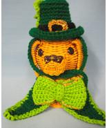 Pet Sets Dog Cat Hat & Bow Tie Collar St. Patrick's Patty's Day Shamrock... - $18.00
