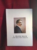 L. Frank Baum And Related Oziana Swann Galleries signed Justin Schiller - $245.00