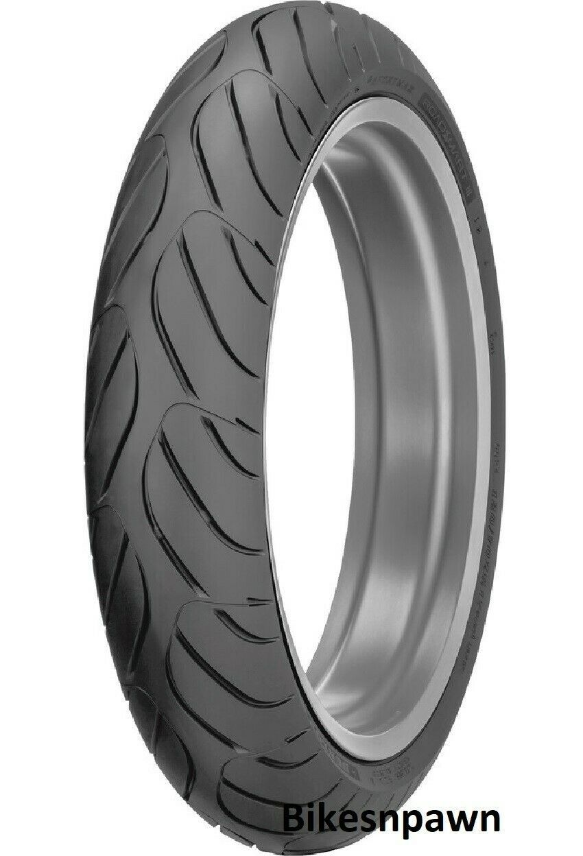New 110/80R19 Dunlop Roadsmart III Front High Mileage Sport Touring Tire 59V TL