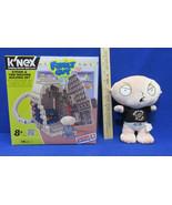 K'Nex Family Guy Stewie & Time Machine Building Set NIB w/ Stewie Plush Toy - $21.77