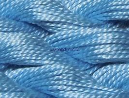 DMC Pearl Cotton Size 3 Color #800 Pale Delft Blue - $1.70