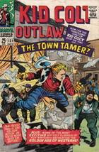 Kid Colt Outlaw Comic Book #131 Marvel Comics 1966 VERY GOOD+ - $14.49
