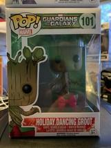 New Funko POP Holiday Dancing Groot 101 - $14.00