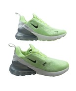Nike Air Max 270 SE Womens Running Shoes Size 7.5 Barely Volt Black CI99... - $123.70