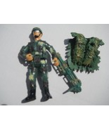 Soldier with gun, Suit Jacket Accessories Toy play set 3 pc set Military... - $12.99