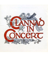 Clannad - In Concert Irish folk band Swiss Tour music concert CD Shanach... - $12.30