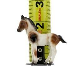 Hagen Renaker Miniature Horse Calico Colt Ceramic Figurine Boxed image 2