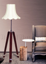 Royal Nautical Vintage Finish Tripod Floor Lamp - $109.00