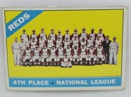 1965 Topps Cincinnati Reds #59 Baseball Card - $4.95