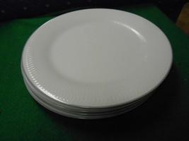 """Beautiful Vintage NORITAKE """"Whiteview"""" China- Set of 4 Dessert/Salad PLATES 8"""" - $22.58"""