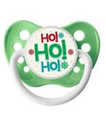 Ho! Ho! Ho! Pacifier - Ulubulu - Unisex - 6-18 months - Christmas Baby Binky - $7.99