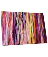"Pingo World 0720QYAWTCS ""Hair Strands Abstract"" Gallery Wrapped Canvas Wall Art, - $53.41"